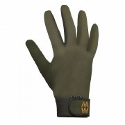 MacWet Sports Gloves Green 7.5