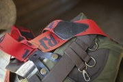 Harkila Carl August Braces Red