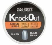JSB Knockout Slugs .22