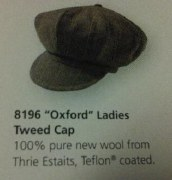 Laksen Ladies Oxford Cap