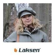 Laksen Lismore Tweed Cap