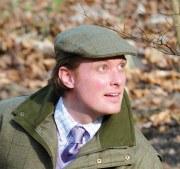 Laksen Salisburg Tweed Cap