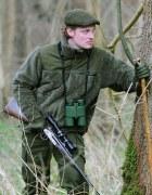 Laksen Woodcock Pile Jacket