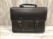 Laksen Leather Briefcase