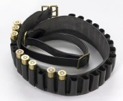 Leather 410g Cartridge Belt