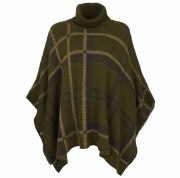 Barbour Darwen Knitted Cape