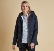 Barbour Roping Jacket Navy