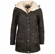 Barbour Bleaklow Wax Jacket