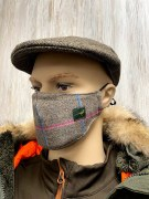 Laksen Tweed Face Mask
