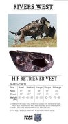 Rivers West Dog Vest