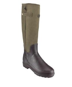 Le Chameau Zena Cuir Boots