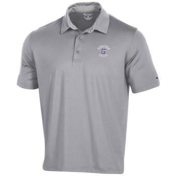 Golf Shirt Chp Solid Grey 2XL