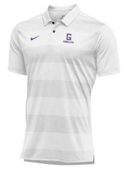 Golf Shirt Nike Auth White XL
