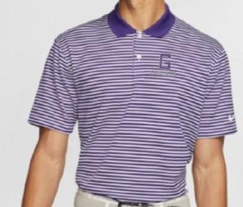 Golf Shirt Nike Dry mesh stp P