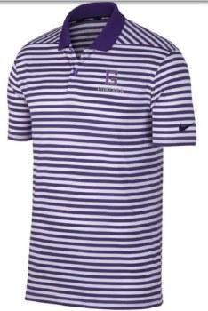 Golf Shirt Nike stp Purple S
