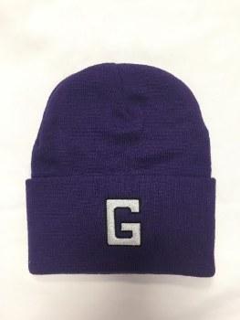 Hat Beanie Purple OS