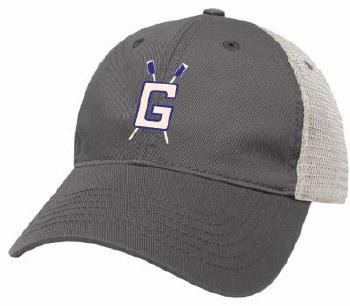 Hat Trucker CW Grey