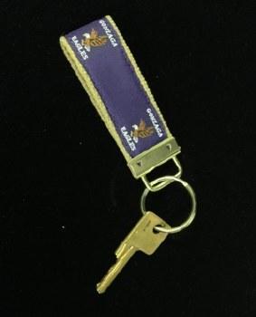 Key Chain, Purple