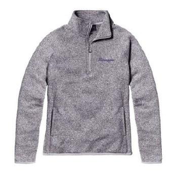 QTR Zip Ladies L2 Grey L