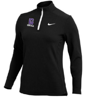 QTR Zip Ladies Nike Auth B XL