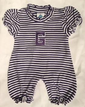 Romper Puff Sle Infant P 0-3