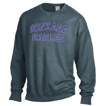 Sweatshirt Dyed Crew Grey XL