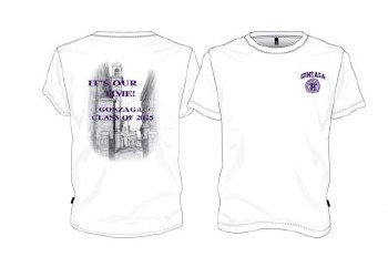 T Shirt Class of 2025 W S