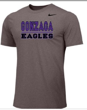 T Shirt Nike s/s Eagles Grey S