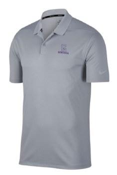 Golf Shirt Nike Victory Grey X