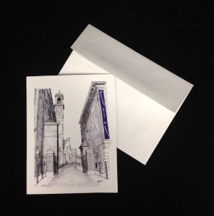 Notecards, Beat St. Johns
