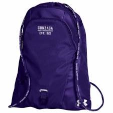 Bag UA String Sack Purple OS