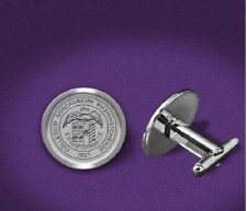Cuff Link Engraved Seal