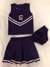 Dress Cheer 3-pc P 2T