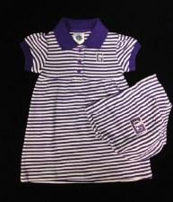 Dress w/ Bloomer P 3-6 mo