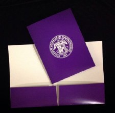 Folder with Seal