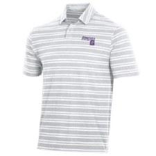 Golf Shirt UA chg'd Stripe G S