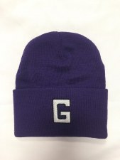 Hat Beanie Purple OS