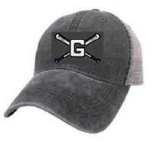 Hat Trucker BB Grey Adj