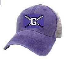 Hat Trucker BB Purple Adj