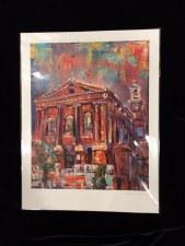 """St. Al's""  large print"