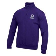 QTR Zip Gear BC Purple S