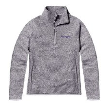 QTR Zip Ladies L2 Grey M