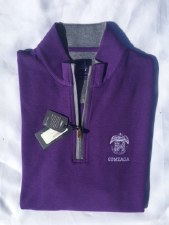 QTR Zip J-O Sully Purple S