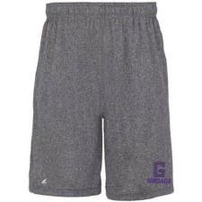 Short Agility Grey S