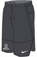 Short Nike Woven Grey XL