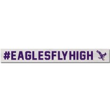 Sign Plank L2 Eagles Fly High