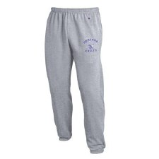 Sweatpant with banded leg