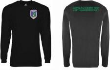 T Shirt Irish 40th Black S