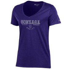T Shirt Ladies Champ Univ P XS