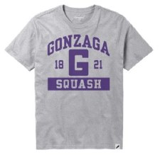 T Shirt Squash Grey S